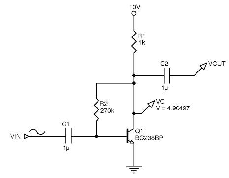 Bipolar Transistor Biasing | Circuit Cellar