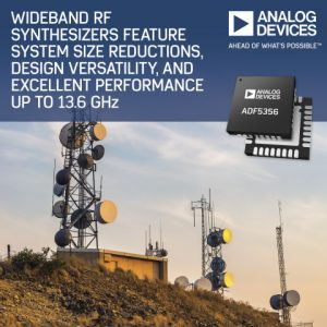 13 6 GHz, Next-Generation Wideband Synthesizer | Circuit Cellar