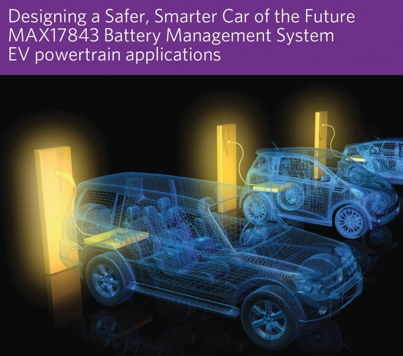 Single-Chip Battery Management System for Cars   Circuit Cellar