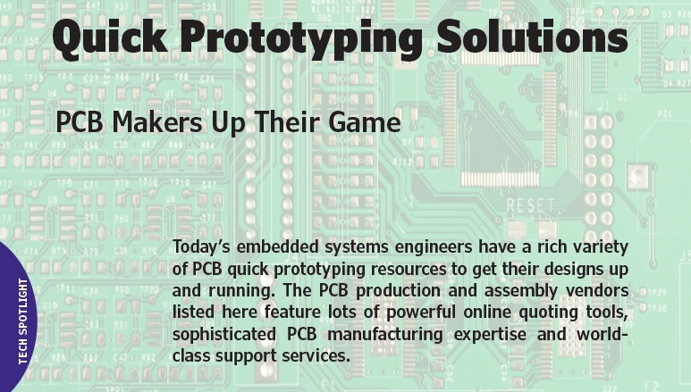 Quick Prototyping Solutions | Circuit Cellar