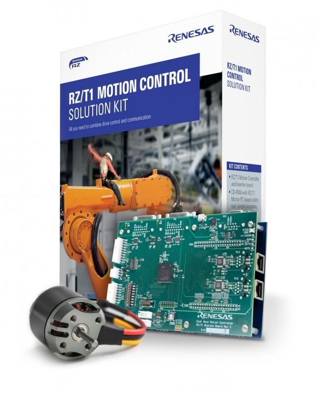 Motion Control Advances Target Robotics | Circuit Cellar