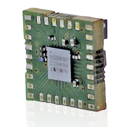 Nordic Semi's BLE SoC Selected for Ultra Low Power IoT