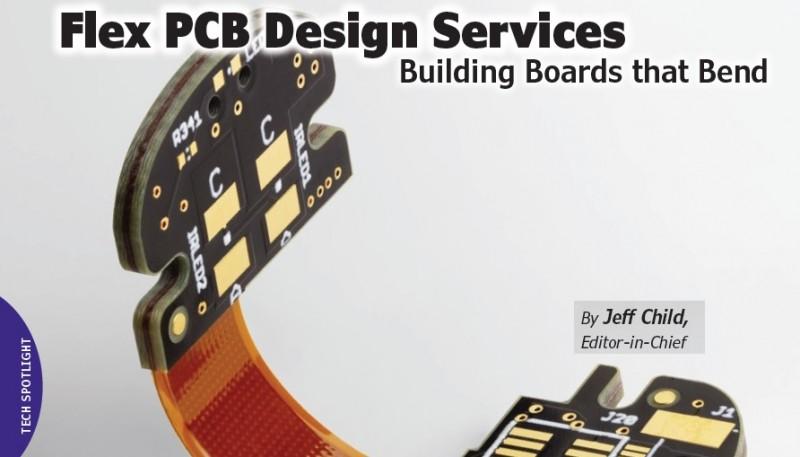 Flex PCB Design Services | Circuit Cellar