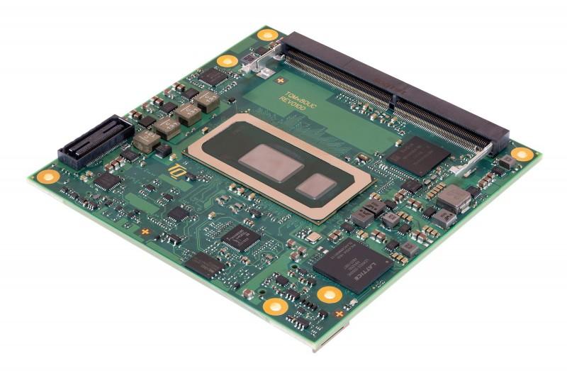 Whiskey-Lake U Processor Rides COM Express Type 6 Module | Circuit