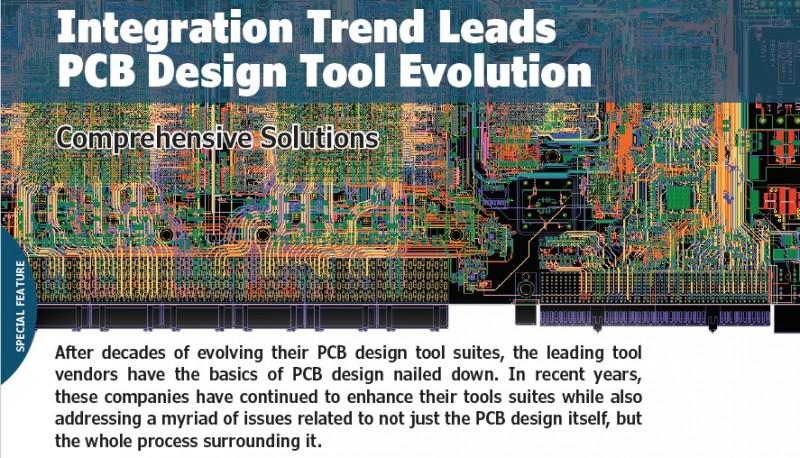 Integration Trend Leads PCB Design Tool Evolution   Circuit