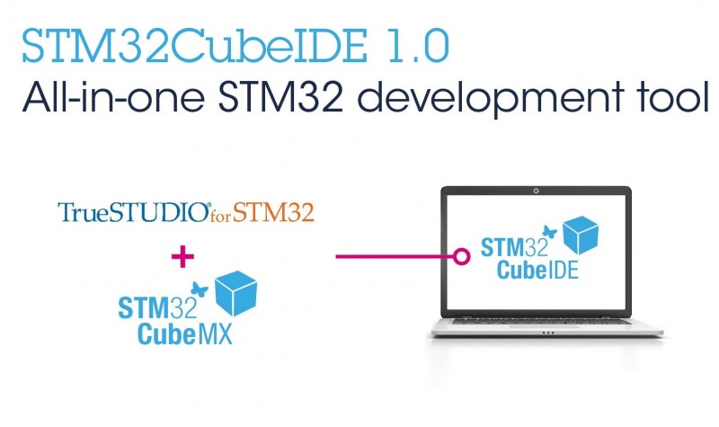 IDE for ST's STM32Cube MCU Ecosystem Available for Free