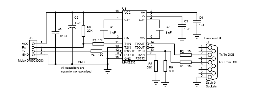 connecting usb to simple mcus
